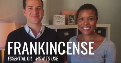 Easy Ways to Use Frankincense Essential Oil