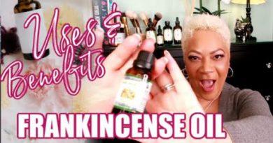 Frankincense Essential Oil | SVA Organics | Uses and Benefits
