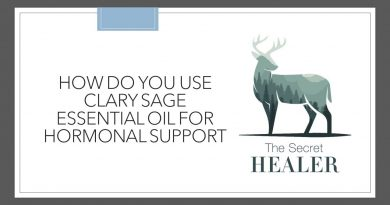 How to use Clary Sage Essential Oil for Hormonal Support