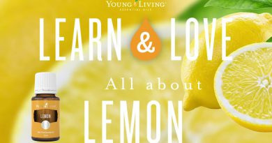 Lemon Essential Oil Uses & Benefits - Young Living Essential Oils