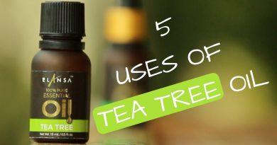 Top Uses Of Tea Tree Oil (Essential Oil)