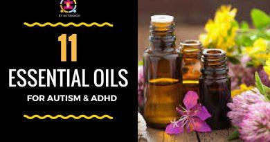 11 Autism/ADHD Essential Oils by AutisMag®