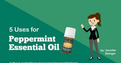 5 Uses for Peppermint Essential Oil