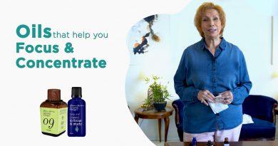 Basil Essential Oil & Focus & Study Curative Oil | Blossom Kochhar Aroma Magic