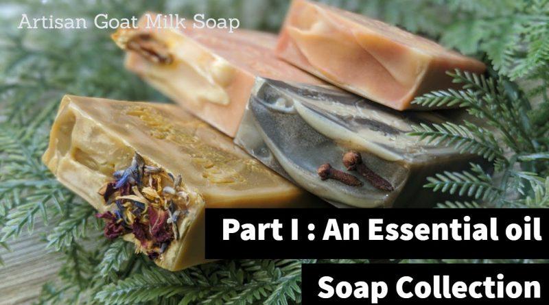 Clove & Sweet Orange Essential Oil | Goat Milk Soaps| Part I ♥️ Pixie Suds