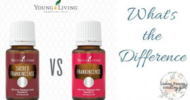 Frankincense VS Sacred Frankincense //What's the Difference??