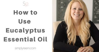 How to Use Eucalyptus Essential Oil✨