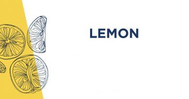 Lemon Essential Oil Usage