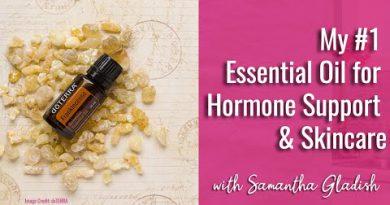 My Favourite Essential Oil for Hormone Support & Skincare || Frankincense Essential Oil