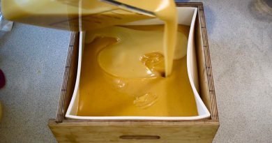 Orange Patchouli Essential Oil Cold Process Soap Making
