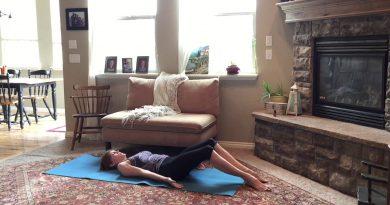 Yoga + Marjoram Essential Oil