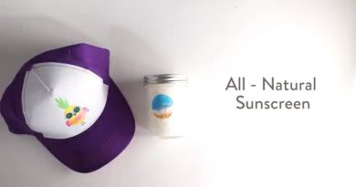DIY All-Natural Sunscreen with Marjoram Essential Oil