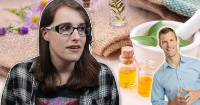 Dr. Josh Axe is Wrong About Essential Oils