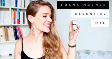 Frankincense Essential Oil + How to use Essential Oils    Ula Blocksage