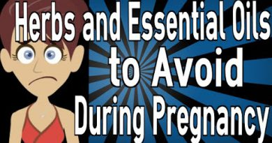 Herbs and Essential Oils to Avoid During Pregnancy