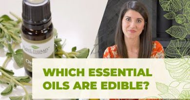 Ingesting Essential Oils: Which Essential Oils Are Edible?