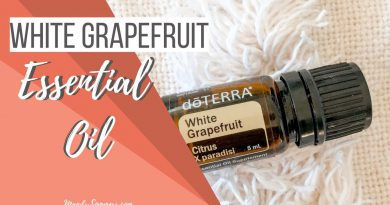 What is White Grapefruit Essential Oil Good For?