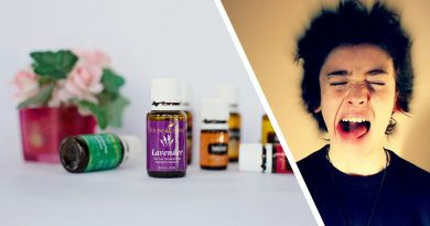 How To Use Lavender, Clary Sage And Chamomile Essential Oils For Stress Reduction