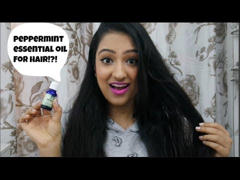 PEPPERMINT ESSENTIAL OIL- DOES IT REALLY WORK?