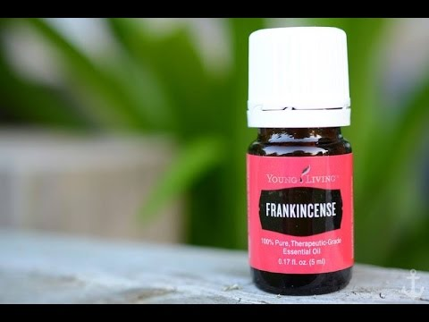 Tips & Uses: Frankincense Essential Oil
