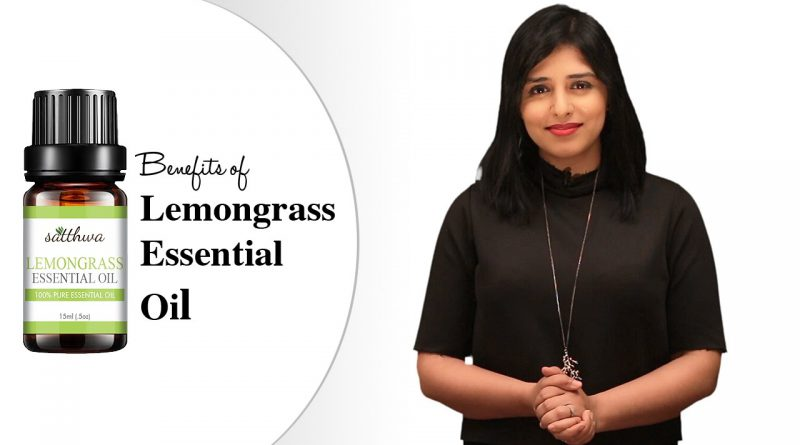 Top 5 Benefits of Lemongrass Essential Oil & How You Should Use It!