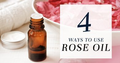 Why ROSE OIL SHOULD be part of your Skincare Routine!