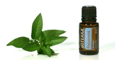 doTERRA Peppermint Oil