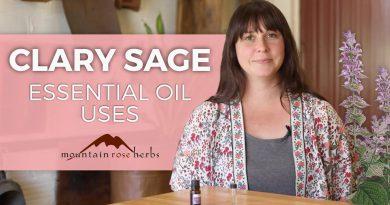 Aromatherapy 101: Clary Sage with Christine Rice