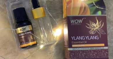 Get ready for a DIY 🤘🏻😻 session with me! Learn how to use YLANG YLANG ESSENTIAL OIL 😻😻