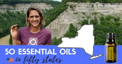 Marjoram in New York - 50 Essential Oils in 50 States