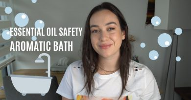Using Essential Oils in the Bath | Essential Oil Safety