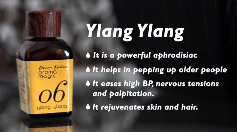 Ylang Ylang Essential Oil | Blossom Kochhar Aroma Magic