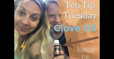 Young Living Clove essential  Oil | Ten Tip Tuesday