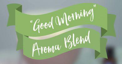 "doTERRA ""Good Morning"" Essential Oil Aroma Blend"
