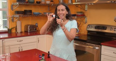 Anxiety Away Inhaler with Essential Oils