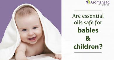 Are Essential Oils Safe for Babies and Children?