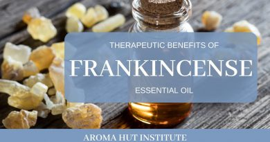 Frankincense Essential Oil | How To Use