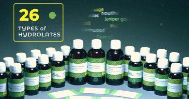 The True Essence  Hydrolates and Essential oils